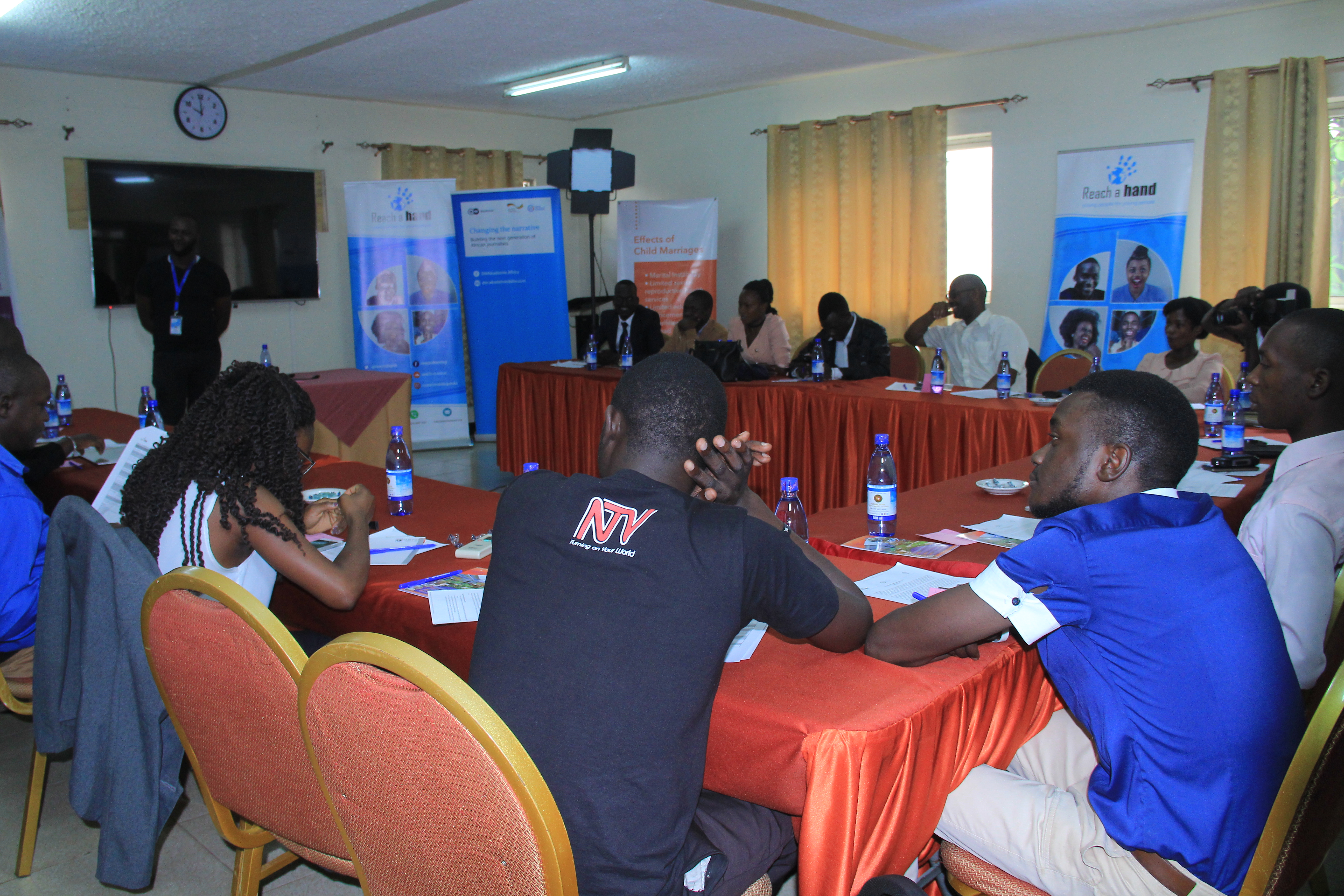 Cultivating meaningful relationships with the media to champion access to sexual reproductive health information