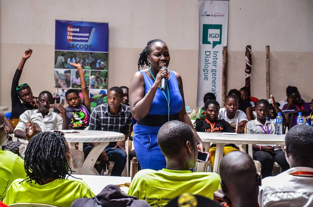 We're seeking to partner with youth led organizations in Iganga, Mayuge and Butaleja!