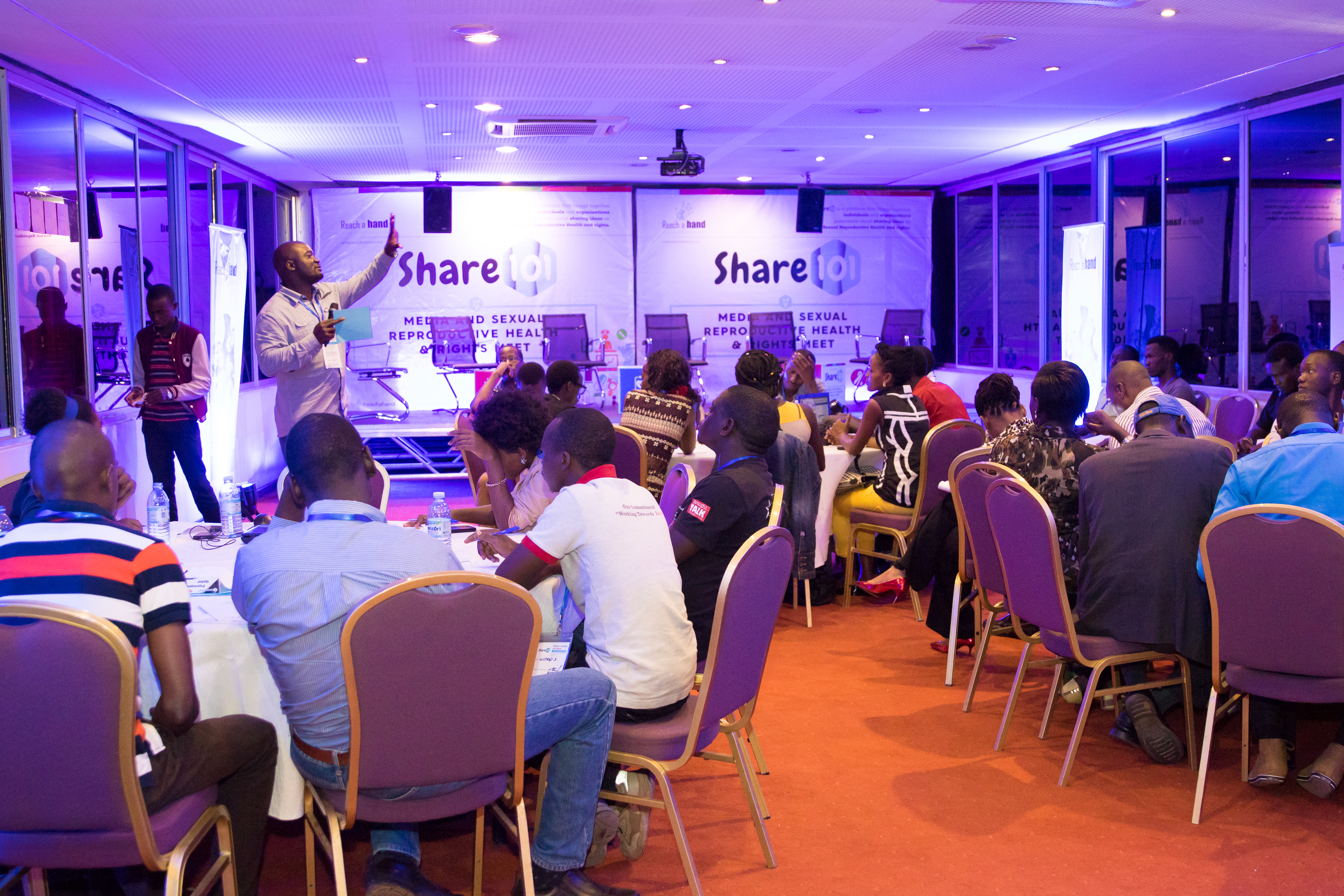 AfriYAN Advocacy Training Workshop Facilitators' Call