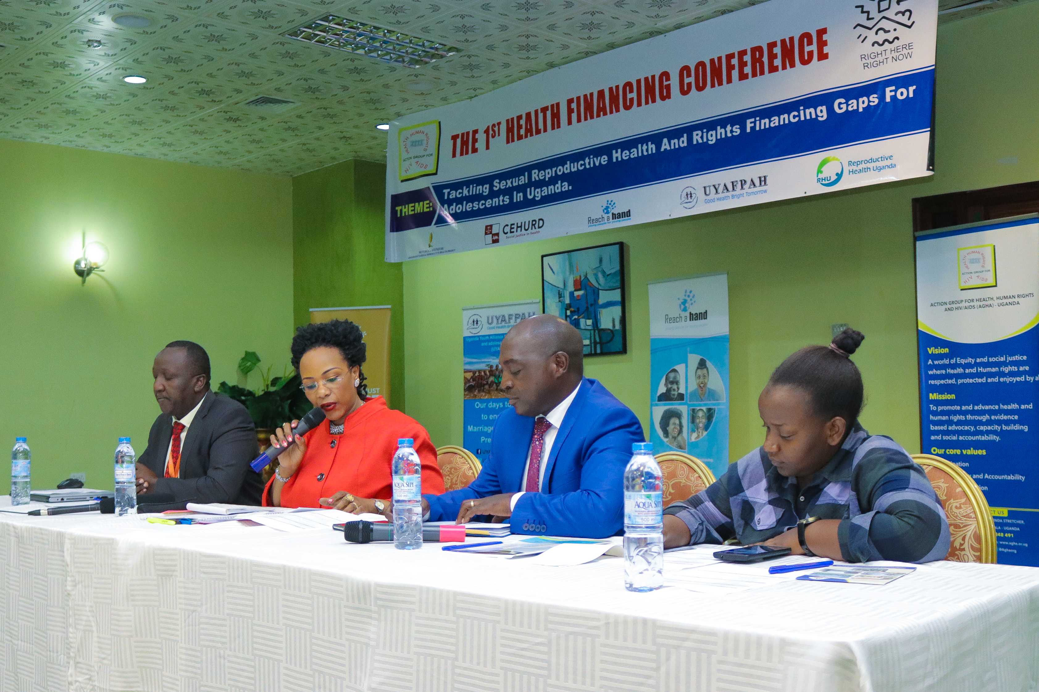 Budget Goals; Learning To Prioritise Health In National Level Financing