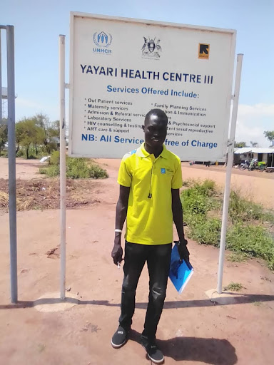 How we are empowering Young People in Acholi and West Nile regions; The story of Lemi Steven