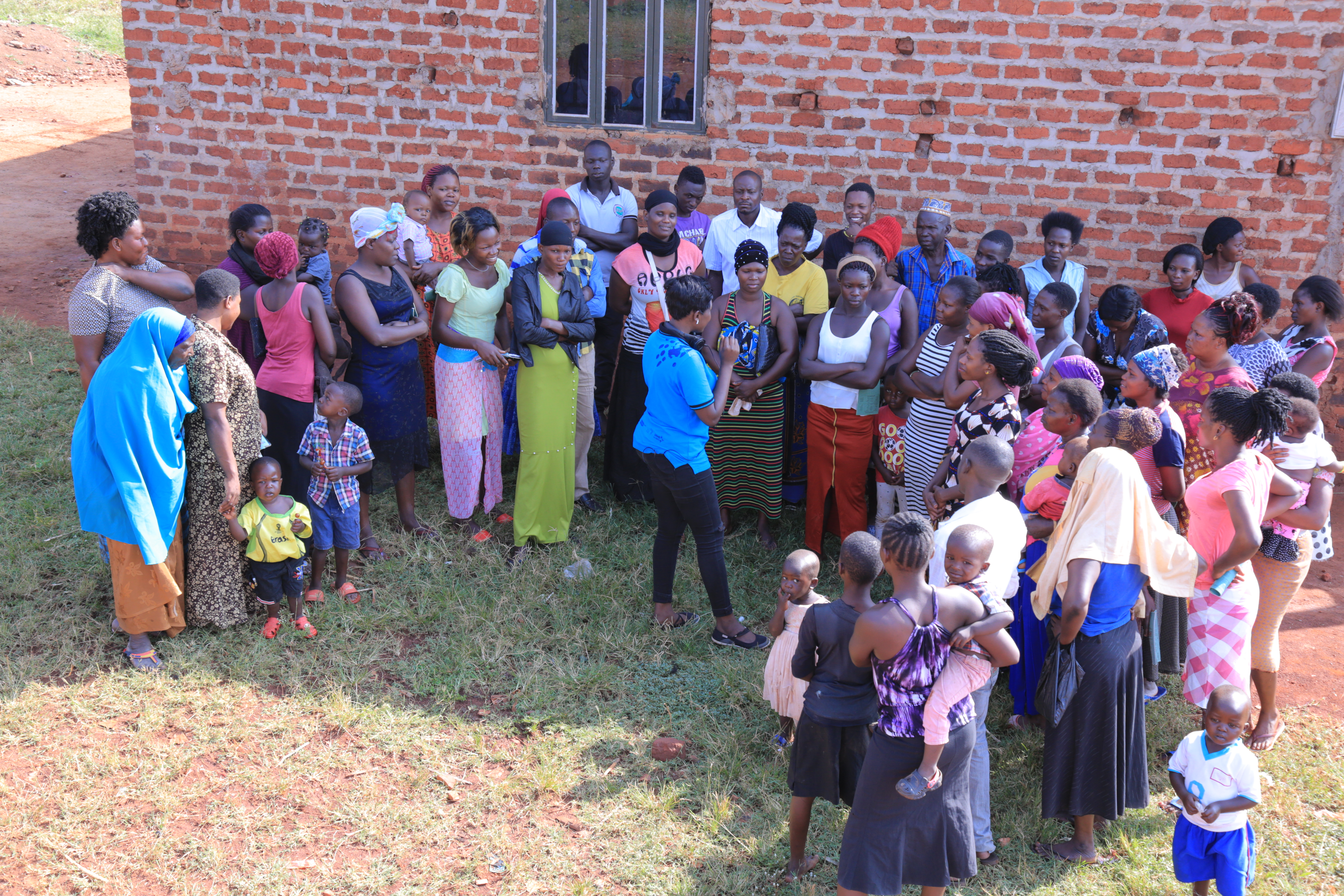 Budumbuli To The World; Our Community Outreach In Jinja's Peri-Urban Hood.